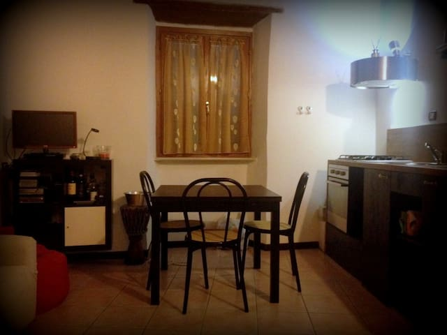 Independent apartment near Urbino - Fossombrone - Apartemen