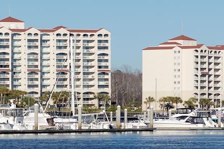 Barefoot Resorts Yacht Club Villas- single bdrm - North Myrtle Beach - Wohnung