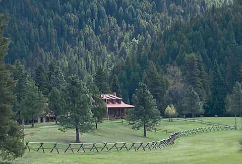 Gastenhut op Bucket List Ranch