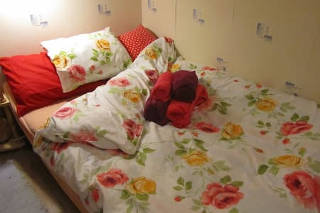 Sweet cosy room with beautiful view near the city - Tiskre