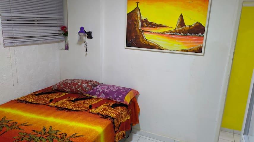 Apartamento 2 quartos simples e funcional em Copa