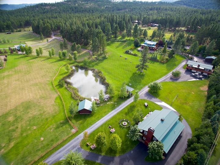 Amen Ranch - Multiple Dwellings