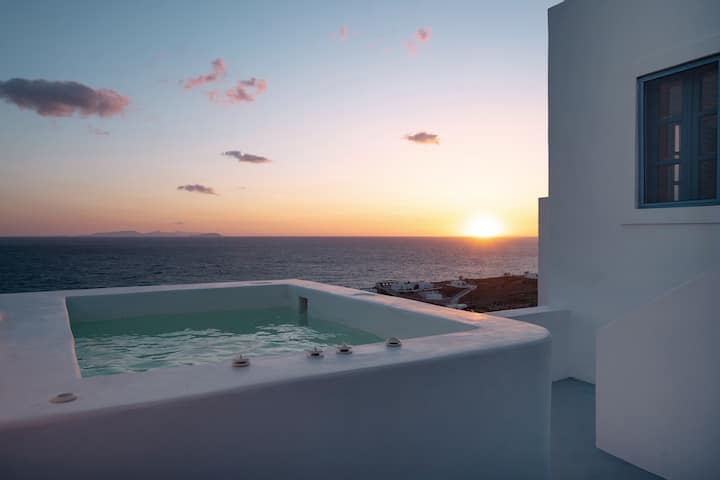Santorini Sea View Apartments