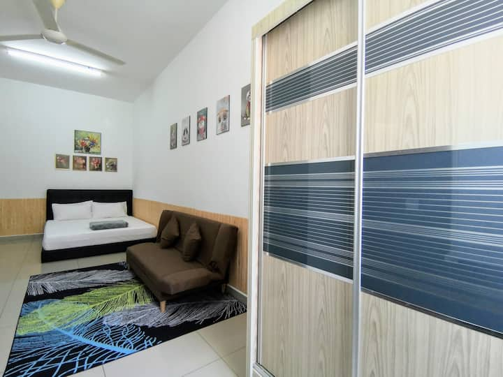 Shineville Bedroom AB Private Bathroom  (HomeStay)