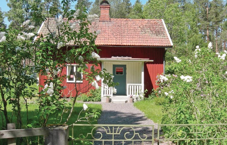 Holiday cottage with 2 bedrooms on 90m² in Orrefors