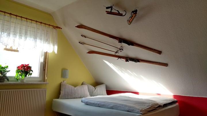 Wintersport-Zimmer