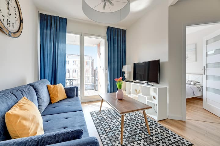 1-Bedroom Apartment in the center of the Old Town