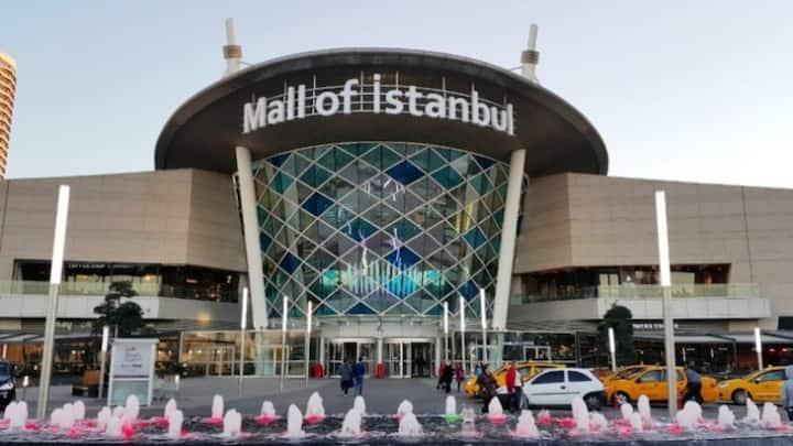 Başakşehir mall of istanbul 1