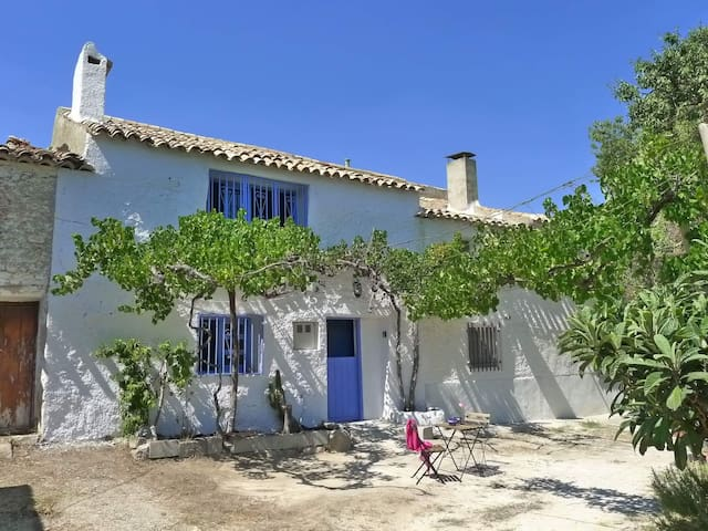 Quirky cottage near Castril, Andalucia