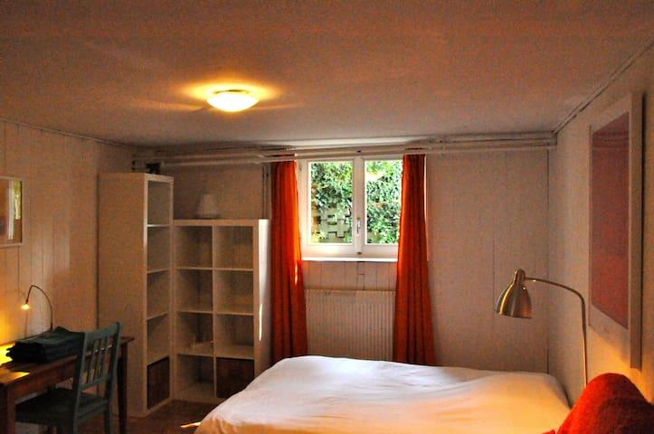 G2 Zimmer in der Nähe von Goetheanum - Dornach - Rumah
