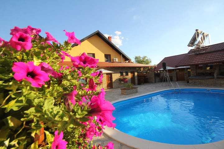 Vila Alexandar - Palić - Bed & Breakfast