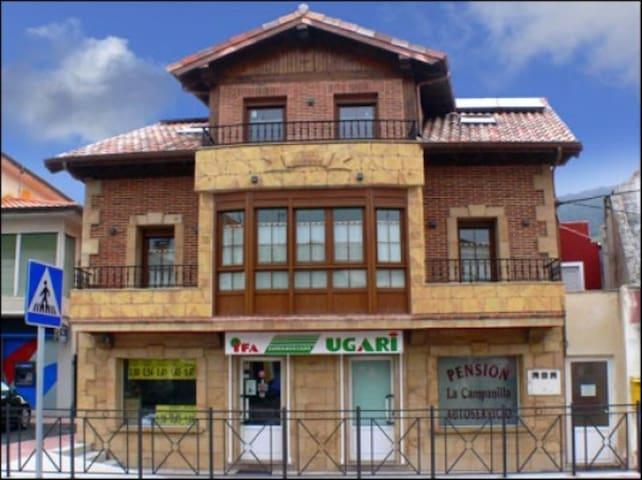 Apartamento, La Campanilla