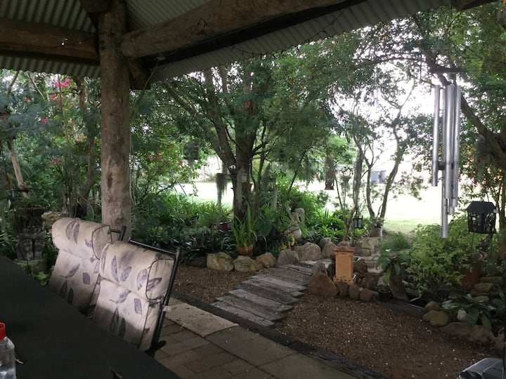 Lockyer Valley Airfield stay
