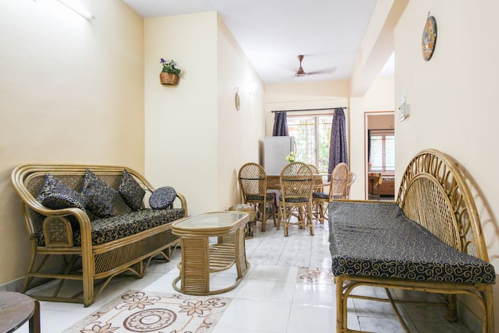 Comfortable home stay in a quiet neighbourhood - Kolkata - Appartement