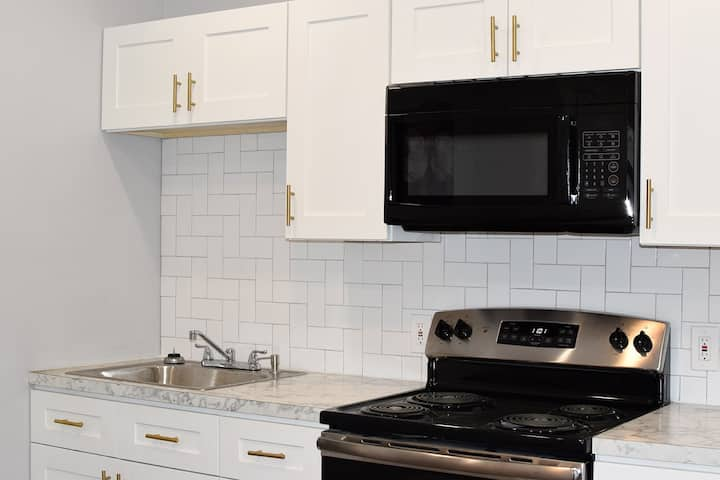 Stunning Newly Renovated  1 Bed apt