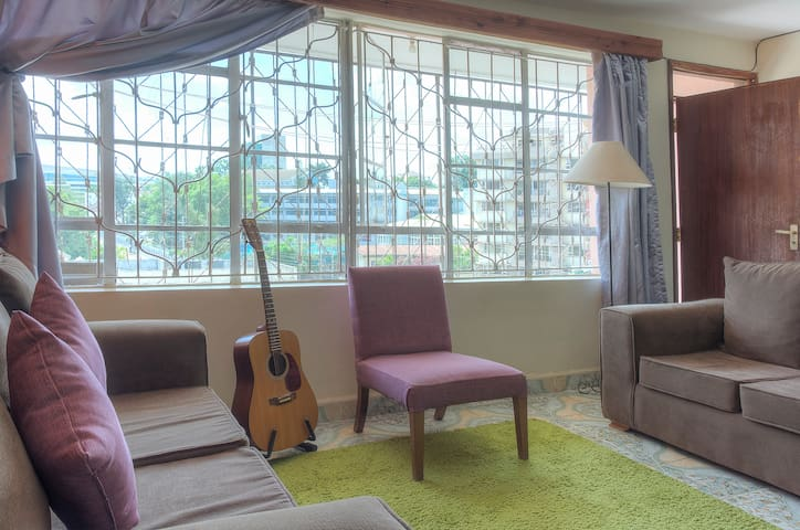 Great location in Westlands with two entrepreneurs - Nairobi - Apartament