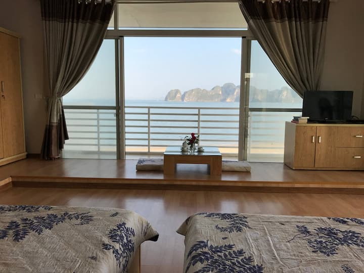 Best spot in Halong for holidays and weekend-break