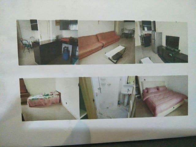disewakan apartemen semanggi
