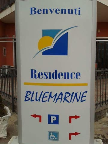 Residence fronte mare Calabria x 4 - Sellia Marina