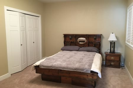 Private bedroom in the heart of Black Forest - Colorado Springs