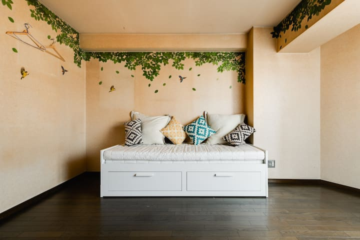 Living or Bed room