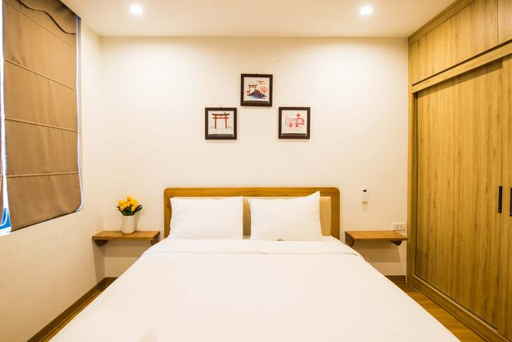 1 Bedroom style Japanse on Linh Lang str #27