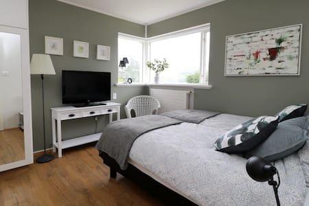 Cozy apartment in the center of Akureyri