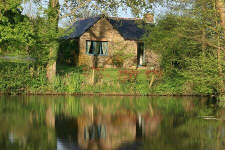 maison du jardinier du Pont Ricoul - Saint-Pierre-de-Plesguen - ที่พักพร้อมอาหารเช้า