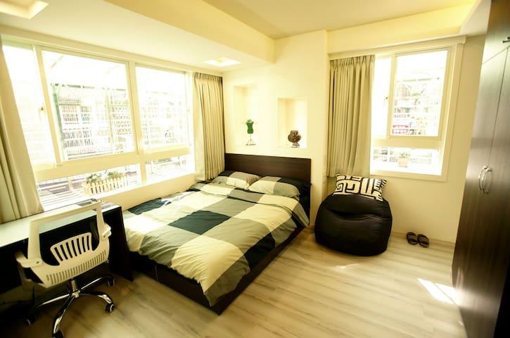 Yongchun cozy room -D 永春舒適套房MRT3min