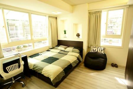 Yongchun cozy room -D 永春舒適套房MRT3min - Xinyi District