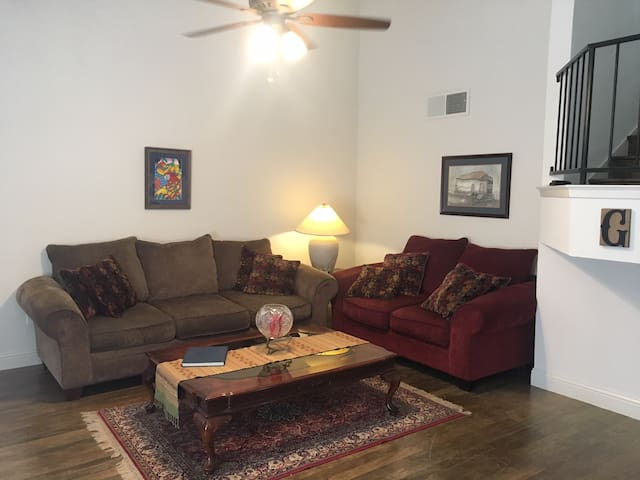 Beautifully updated Duplex in Lewisville