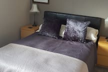 Each double room £30 per night