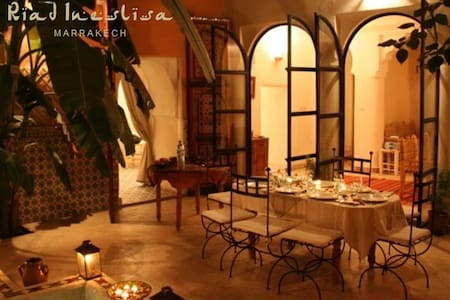 "Riad Ineslisa 4 :  ""Welcome at Home"" - Bed & Breakfast"
