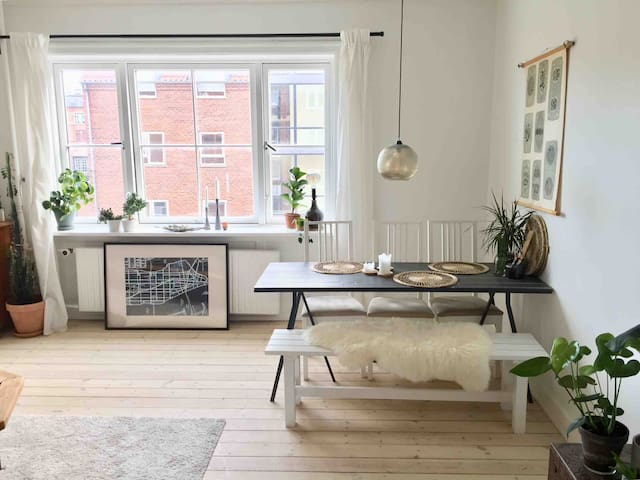 Cozy apartment in the heart of Valby