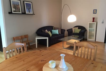 Bright, spacious apartment with garden access - Königswinter - Leilighet