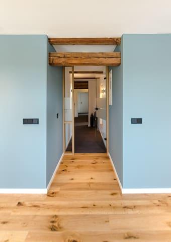 gemütliches Appartement im Dachgeschoss