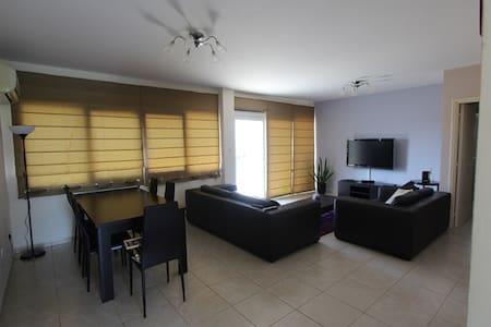 Luxary 3-bedroom amazing location - Germasogeia - Rumah