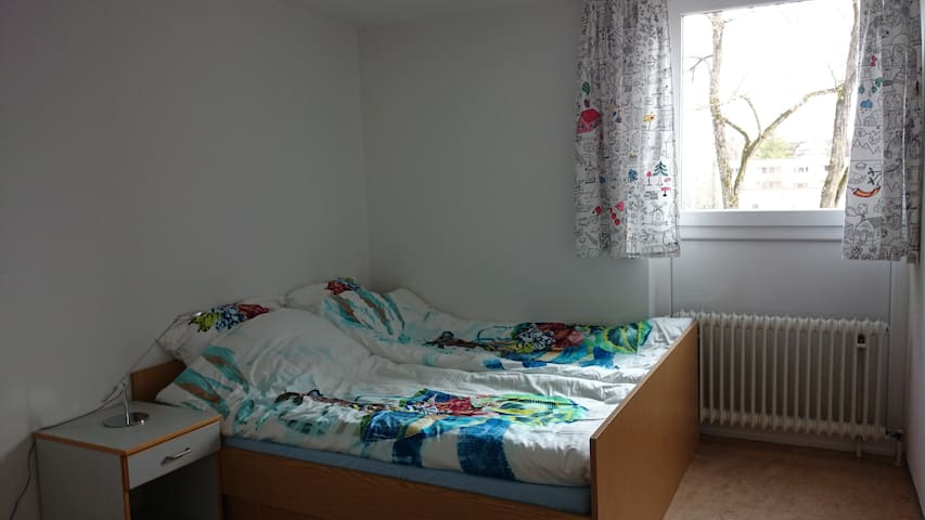 Cozy room + breakfast + bicycle use - Erlangen - Pis