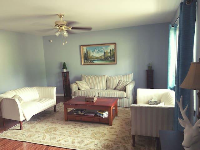 Quiet suburban comfort - Huntsville - Casa
