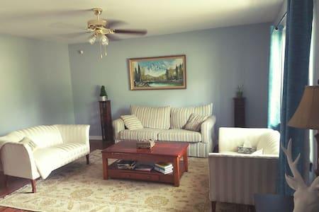 Quiet suburban comfort - Huntsville