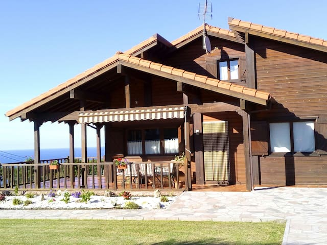 PRECISE CHALET IDEAL REST TO KNOW - Villaviciosa - Huis