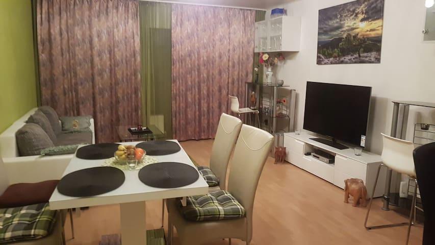 Komfortable Ferienwohnung in Flörsheim-Weilbach