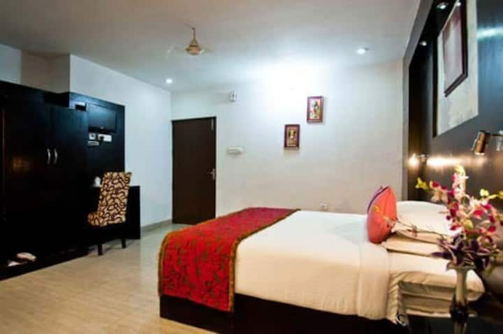 Hotel Sarvin Deluxe Room