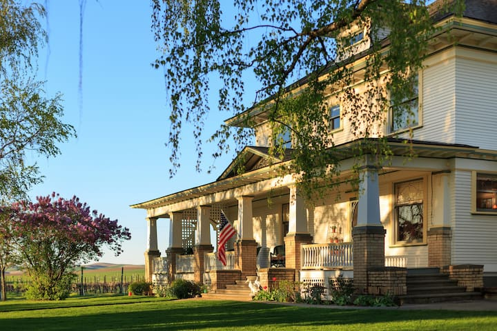 Farmhouse at The Inn at Abeja