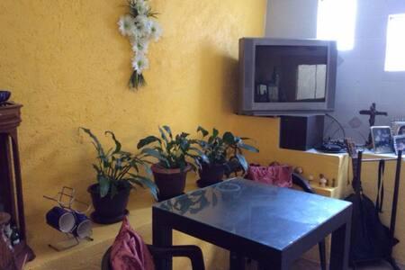 La Casa de las Bugambilias Apartamento
