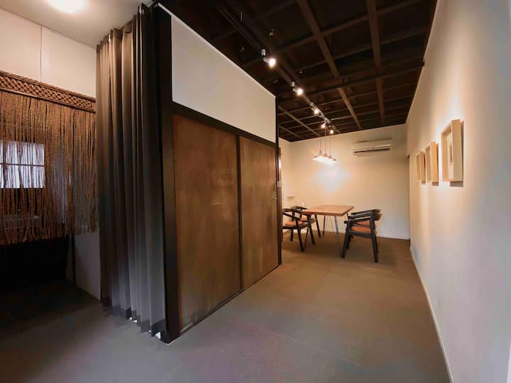 SPACIOUS ARTS HOUSE NEAR HIGASHI CHAYA DISTRICT