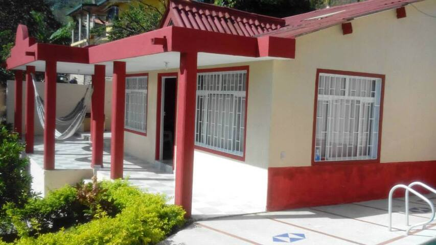 Casa de descanso la Vega - Cundi - La Vega - Casa