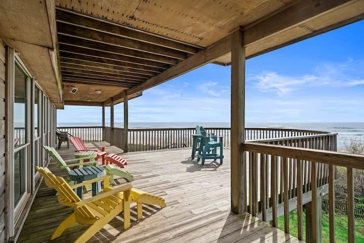 Westwind-Private Luxury Beachfront Home-Sleeps 32