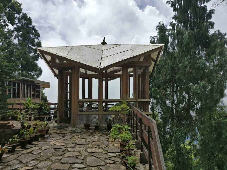 The Gazebo for the unmatched view