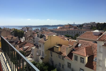 Home with a view in Principe Real - Lisboa